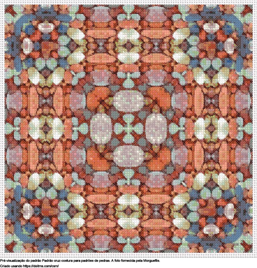 Desenhos Patterns de ponto-cruz gratuitos