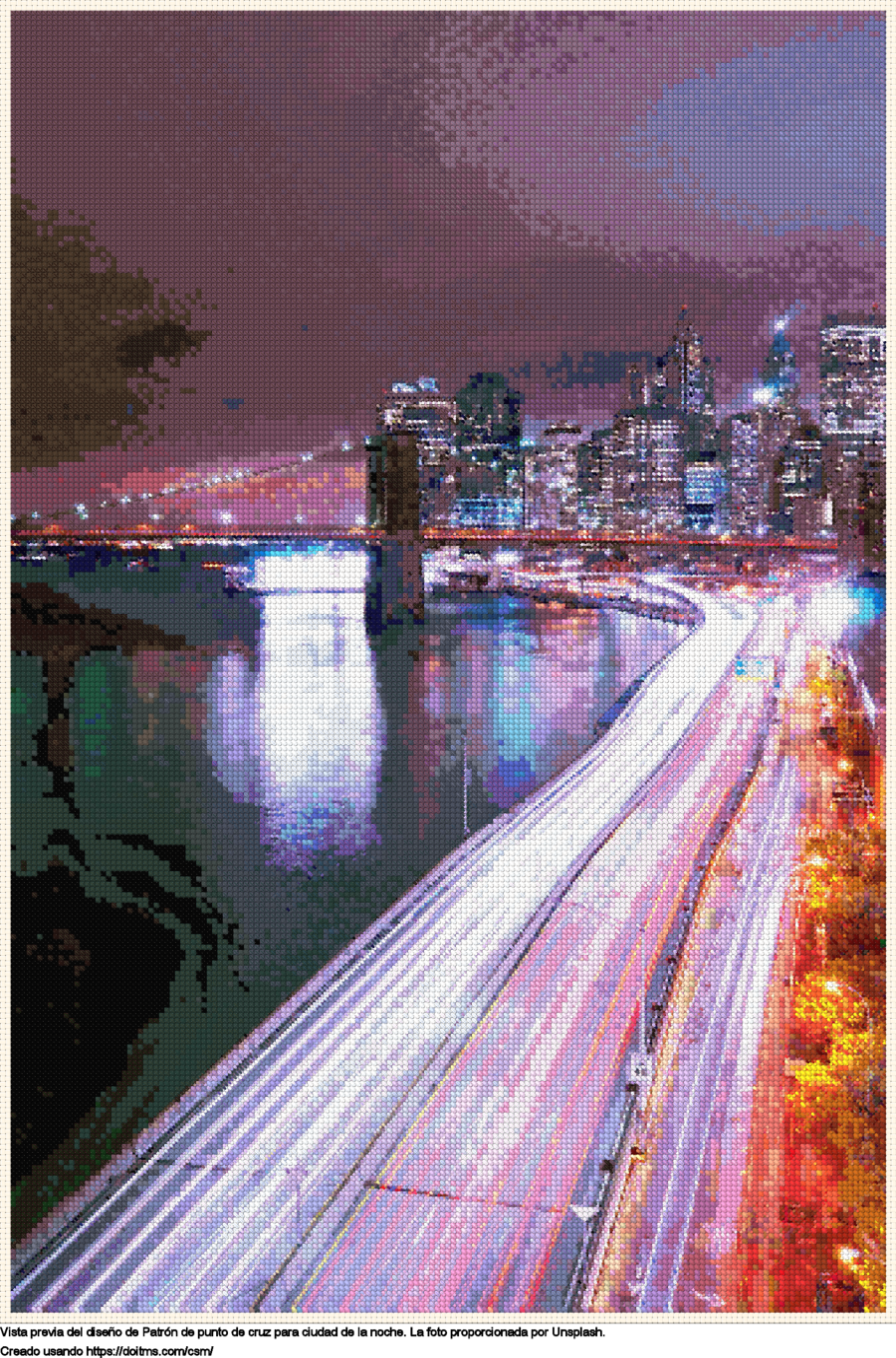 ciudad de la noche